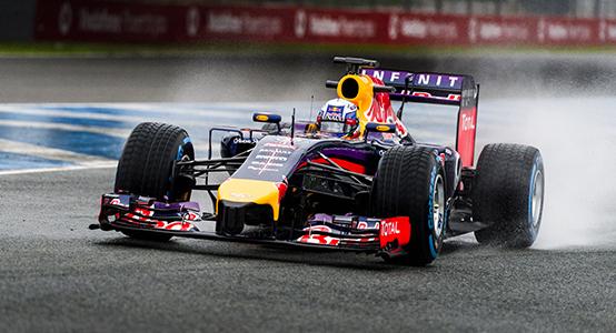 Fart, spænding og lugten af benzin til Formel 1 rejser