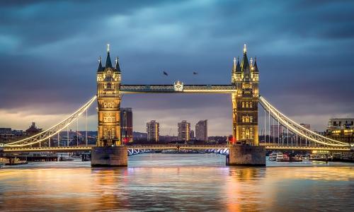 Erhvervsrejser til london