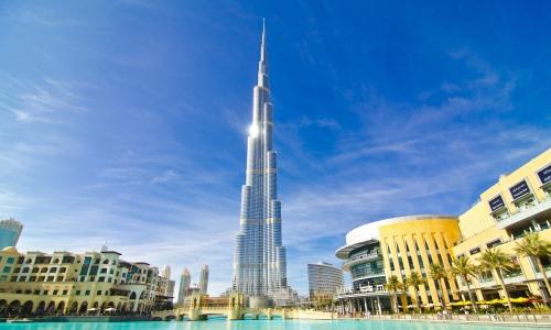 Dubai businessrejser
