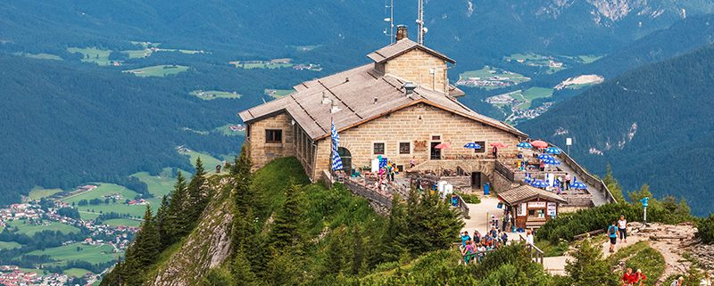 Travel Sense og Camilla Andersen på inspektionstur til Berchtesgaden